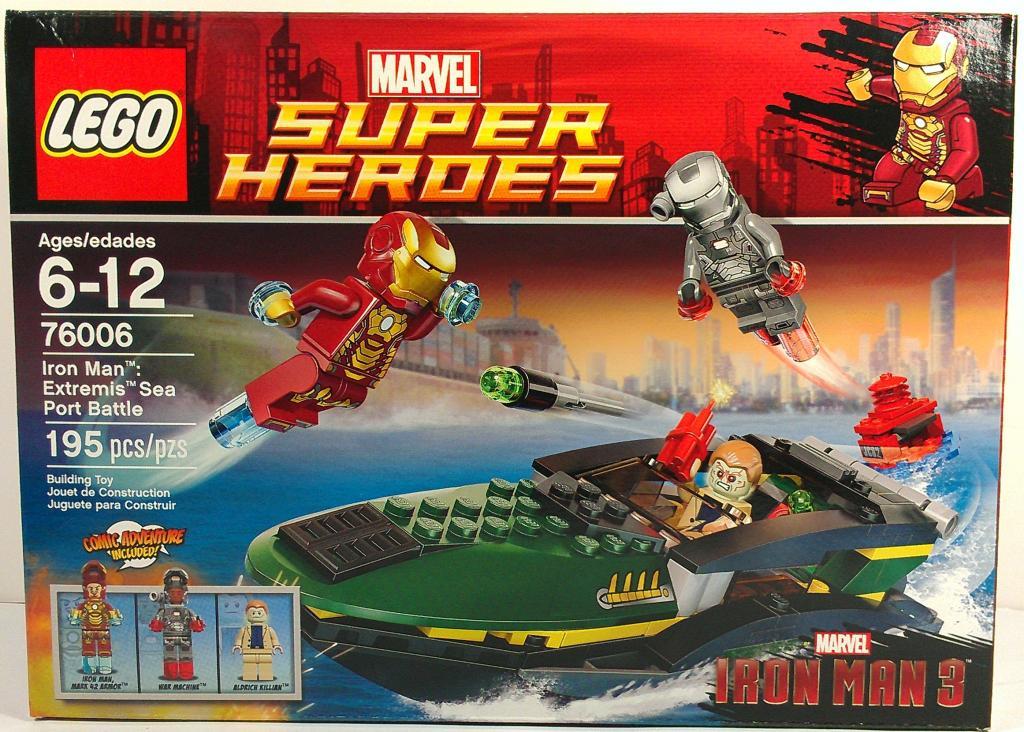 Iron Mandarin Lego Man 3 VzpMLUqSG